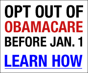Opt OUT of Obamacare....Here's How